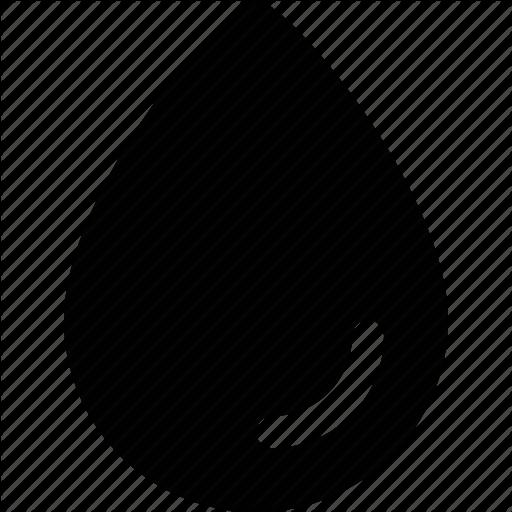 Blood, Blur, Drop, Transparent, Water Icon