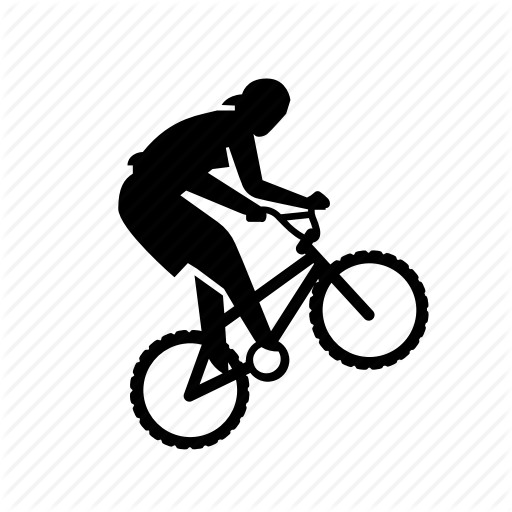 Bike, Bmx, Cycle, Cycling, Kuizin, Ride, Transport Icon