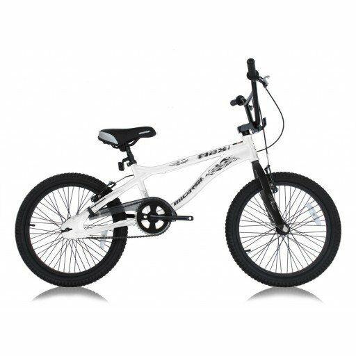 Micargi Bicycles Mbx Bmx Bike With V Brake White Ebay