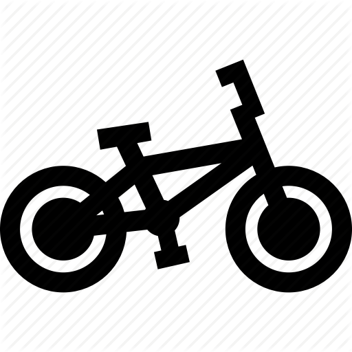 Bicycle, Bike, Bmx, Cycle Icon