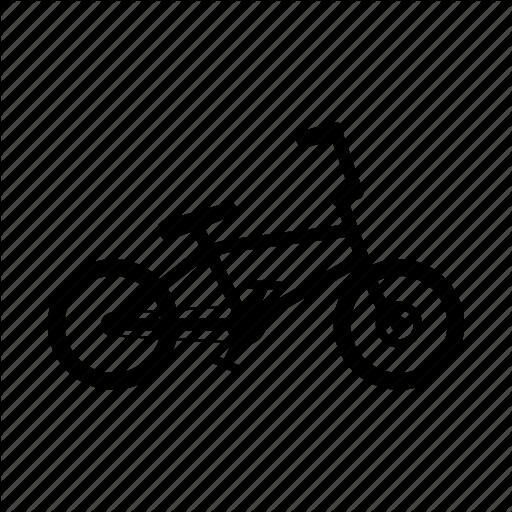 Bicycle, Bike, Bmx, Fun, Skate, Stunt Icon