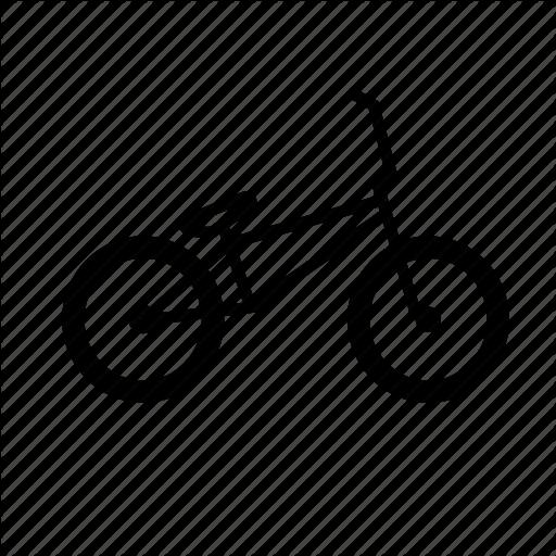 Bicycle, Bike, Bmx, Ride, Sport, Transport, Travel Icon