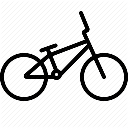 Bicycle, Bmx, Bmx Bicycle, Bmx Bike, Cycling, Freestyle, Ride Icon