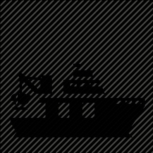 Deep Sea, Mini Sub, Ocean, Research, Science, Ship, Vessel Icon