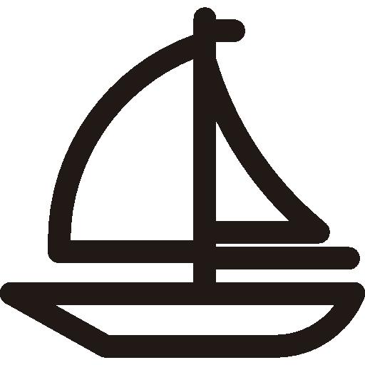 Sailing Vector Boat Symbol Transparent Png Clipart Free Download