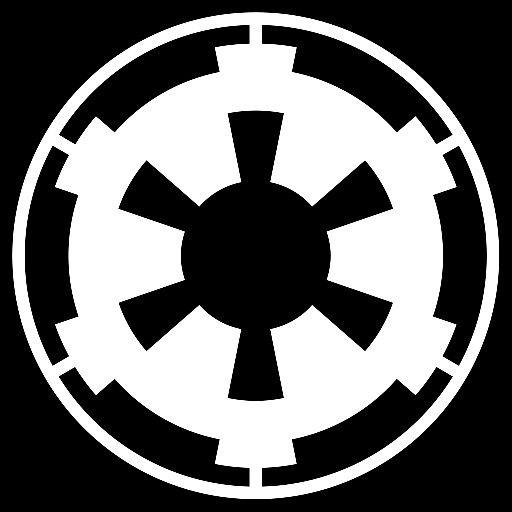 Galactic Empire Logo Galactic Empire Star Wars