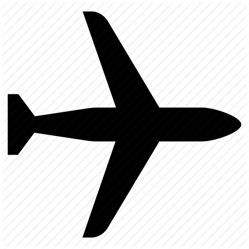 Aircraft, Airline, Boeing, Jet, Plane Icon