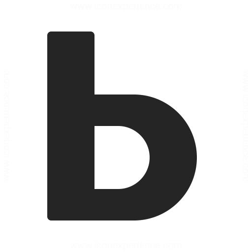 Font Style Bold Icon Iconexperience