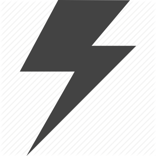 Bolt, Disconnect Icon