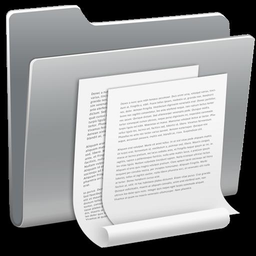 Book Folder Icon