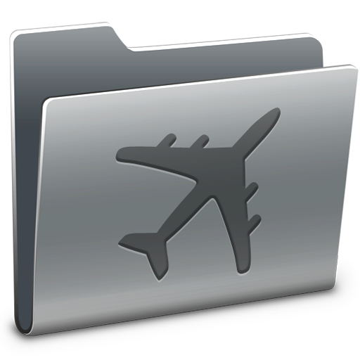 Travel, Folder Icon Free Of Hyperion Icons