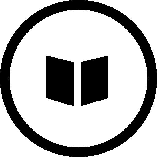 Book Circular Button