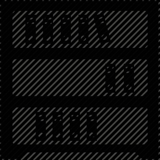 Shelf Vector Book Rack Transparent Png Clipart Free Download