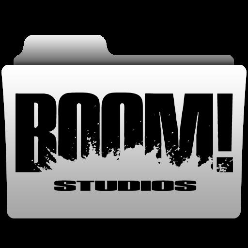 Boom, Studios, Folder Icon Free Of Comic Publisher Folder Icons