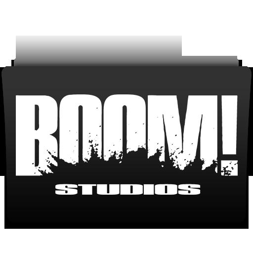 Boom, Studios, V Icon