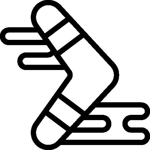 Boomerang Icon Leisure Smashicons