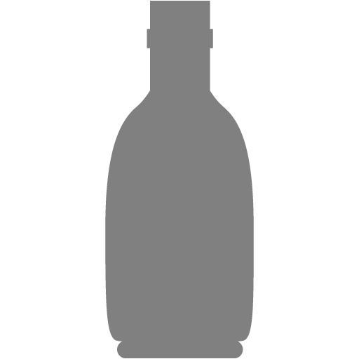 Gray Bottle Icon