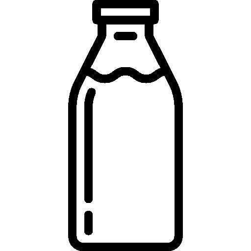 Milk Bottle Icons Free Download