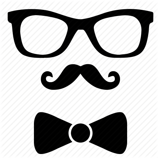 Bow, Code, Dress, Hipster, Tie Icon
