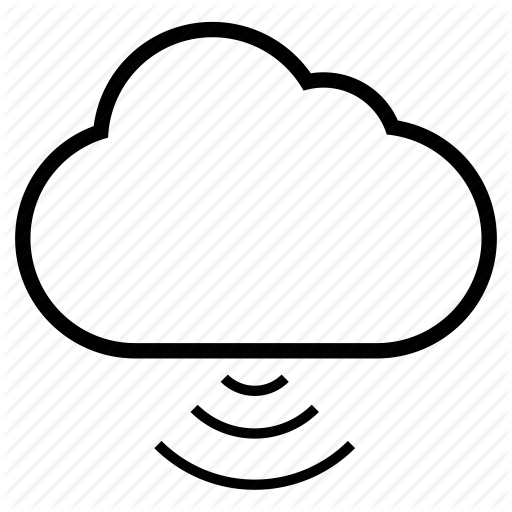 Internet Cloud Icon Images