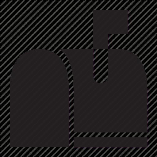 Mail Box Vector Icon