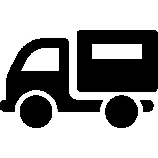 Supermarket Truck Transport Icon Supermarket Freepik