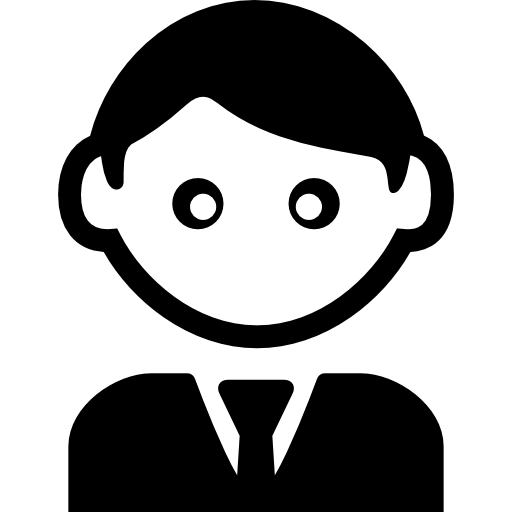 Teenager Boy With Tie
