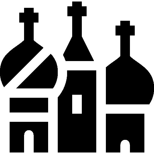 Russia, Flag Icon