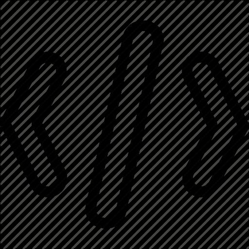Brackets, Code, Code Brackets, Coding, Development, Html Icon