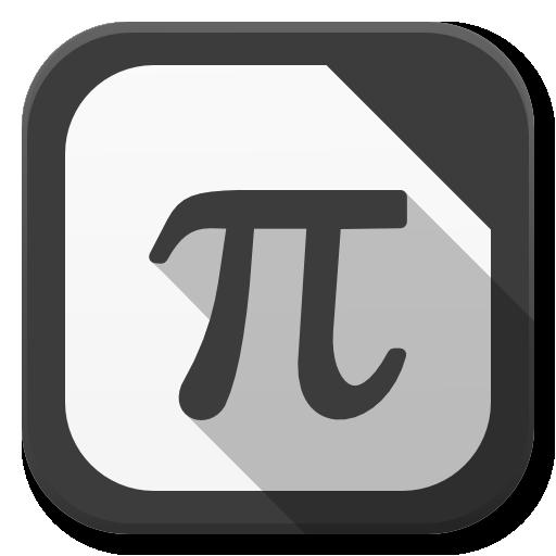 Apps Libreoffice Math Icon Flatwoken Iconset Alecive