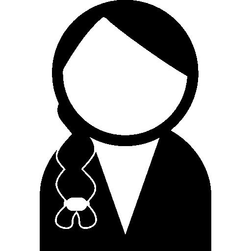 Female User With Braid