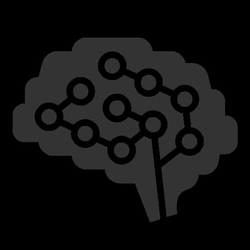 Brain, Learning, Machine, Machine Learning, Ml Icon