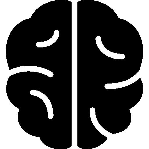Very Basic Brain Filled Icon Ios Iconset