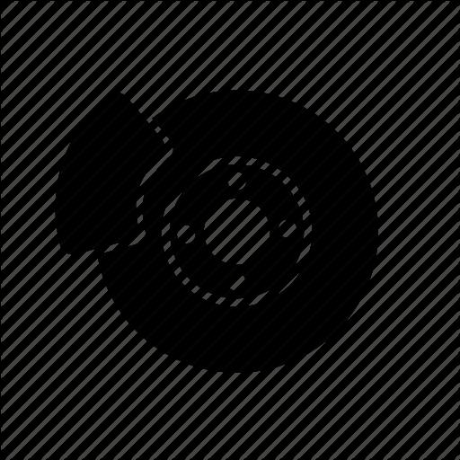 Brake, Brakes, Disk Brake, Disk Break Icon