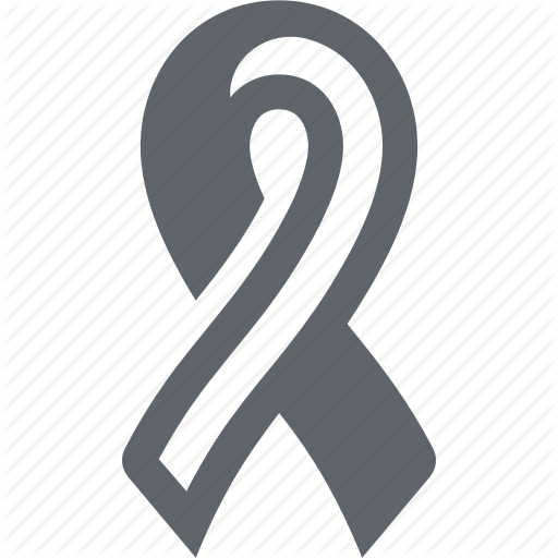 Awareness Ribbon, Breast Cancer Icon