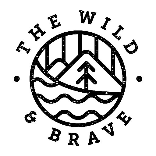 The Wild Brave On Twitter Concept Identity Mark Using