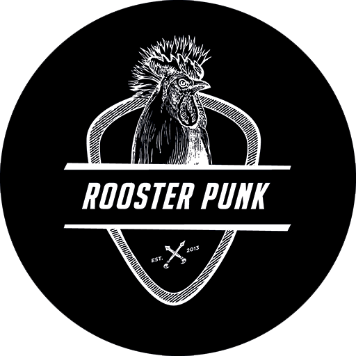 Award Winning Marketing Agency Brand Creative Rooster Punk