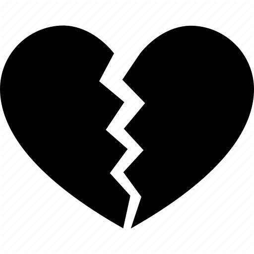 Heart Break Transparent Png Clipart Free Download