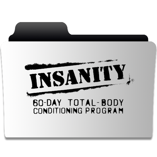 Insanity Day Total Body Conditioning Prog Icon