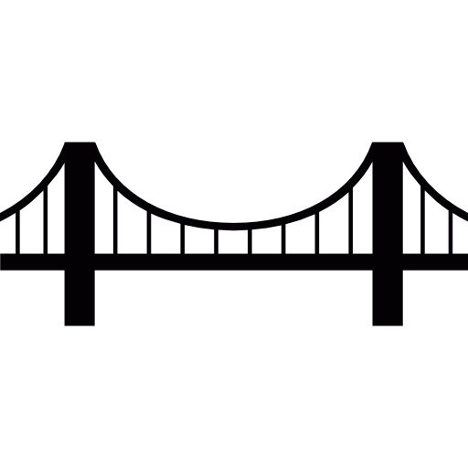 Vincent Thomas Bridge Icons Free Download