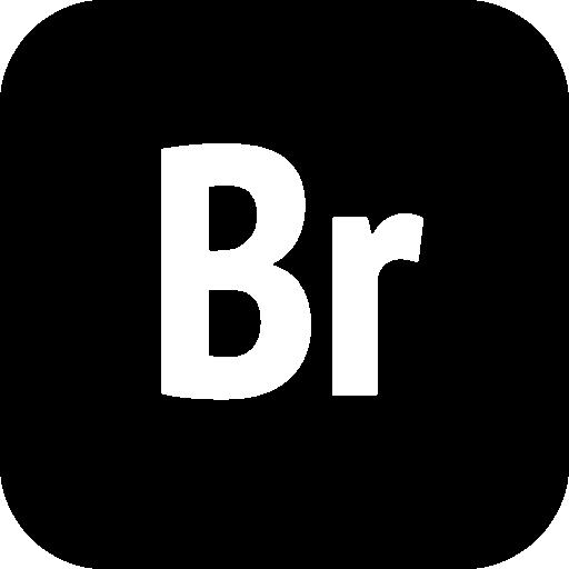 Logos Adobe Bridge Icon Windows Iconset