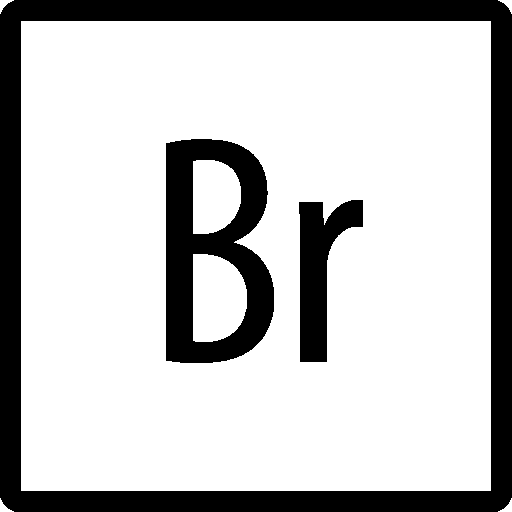 Logos Adobe Bridge Copyrighted Icon Ios Iconset