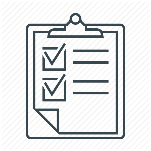 Brief, Clipboard, Document, Form, Order, Questionnaire Icon
