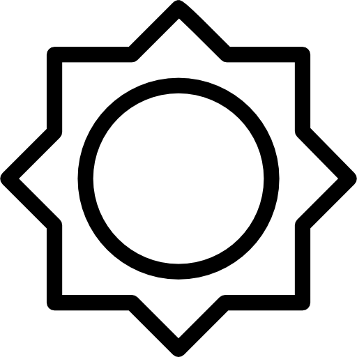 Brightness Icon Photo Pixel Perfect