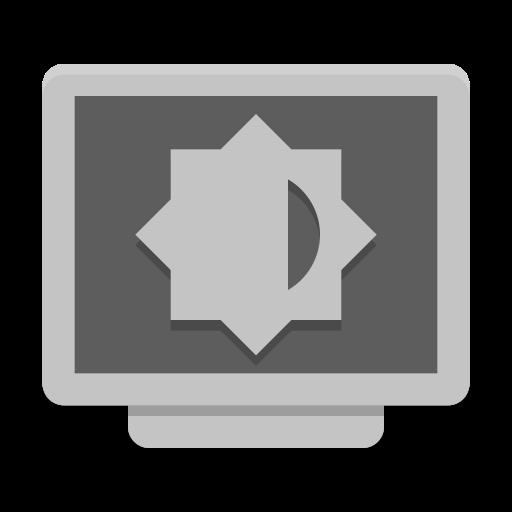 Notification Display Brightness High Icon Papirus Status Iconset