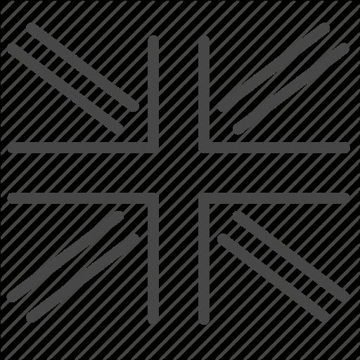 British, England, Flag, London, Uk, United Kingdom Icon