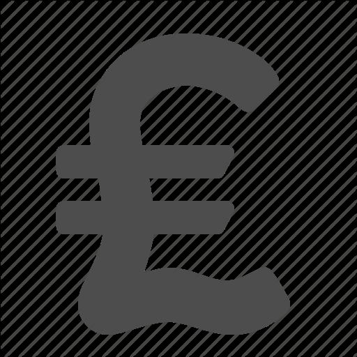 British Pound, Currency, Money, Pound, Sterling Icon