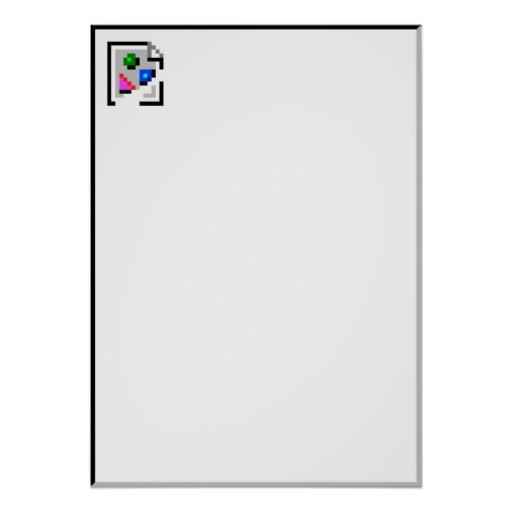 Broken Page Icon