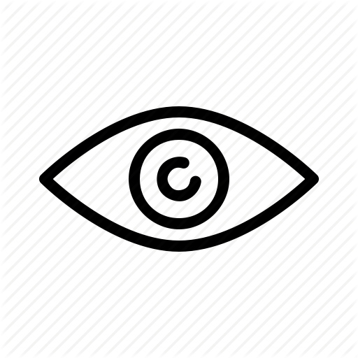 Big, Brother, Eye, Secret, Spy, View, Watch Icon