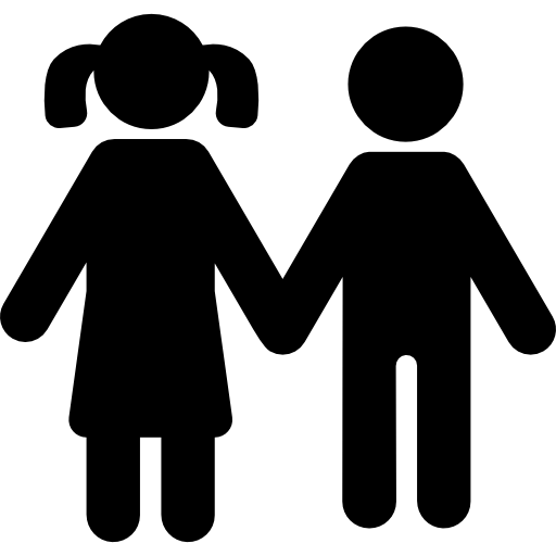 Sister And Brother Icons Free Download